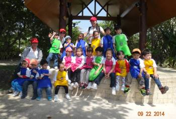 Preschool Field Trip at Shangri-la